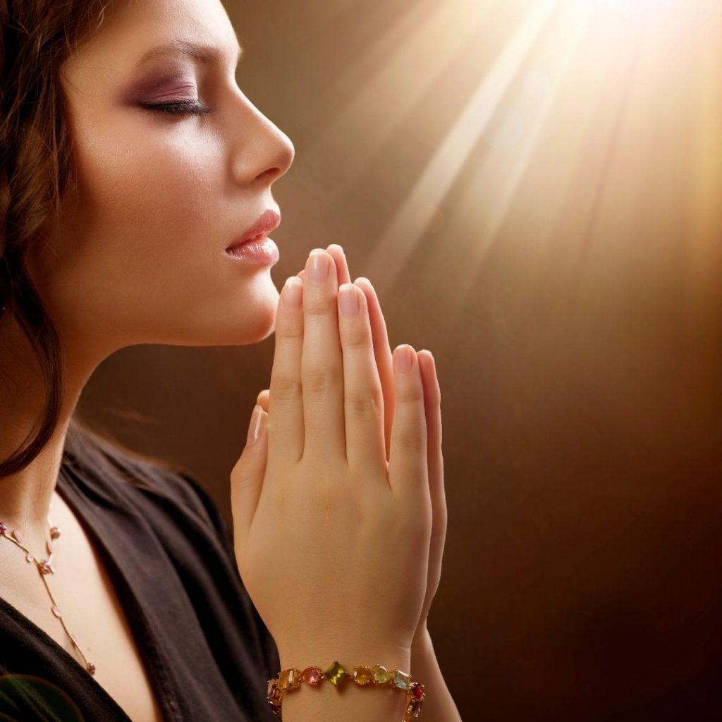 la prière qui produit des résultats